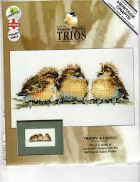Heritage Crafts Trios Threes A Crowd Valerie Pfeiffer