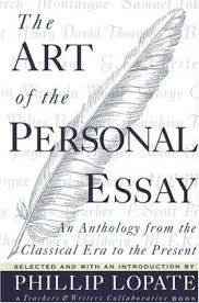 the art of the personal essay an anthology from the classical era 27432