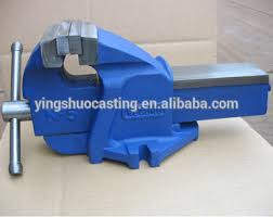 Fitting And Assembling WorkshopTypes Of Bench Vises
