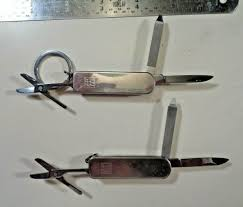 2 zwilling j a henckels snless keychain nail clippers blade scissors files from