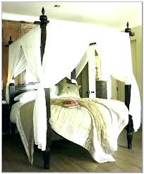 Canopy Beds With Drapes Canopy Bed Drapes Interior Dramatic Bed ...