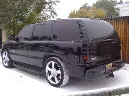 MOST-HATED-TAHOE 2003 Chevrolet Tahoe Specs, Photos, Modification ...