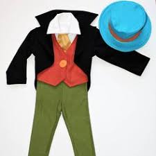 Small Picture Jiminy Cricket and Pinocchio Costume Pinterest Jiminy