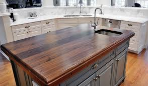 Kitchen Furniture Atlanta Distressed Black Walnut Heritage Wood By Artisan Stone Collection