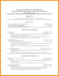 objective in resume for job accounting internship resume accounting internship resumes job apply
