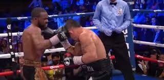 Jr Finish Gary Boxing Watch Russell Video Escandon Oscar ICwCXqvpx