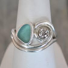 sea glass engagement ring philippine 2