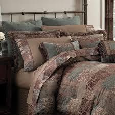 galleria brown duvet cover