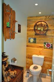 Pallet Wall Bathroom Amazing Uses For Old Wooden Pallets Recycled Things