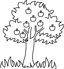 Small Picture Tree Of Life Coloring Page