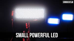 Aputure Light Storm Ls 1 2w Led Light Powerful Lighting For Filmmakers Aputure Ls 1 2w Review