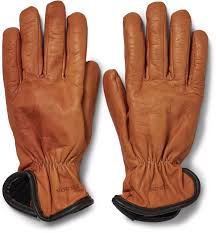 filson original lined goatskin gloves saddle 11062022 joe s sporting goods