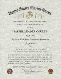 Usmc Sapper School
