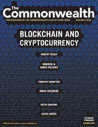 The Commonwealth August September 2018 By The Commonwealth