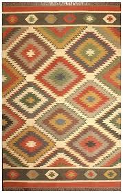 wool kilim rug west elm kite
