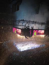 Td Garden Seating Chart Drake Td Garden Section Bal 304 Row 2 Seat 6 Drake Tour