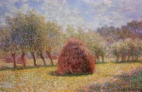 haystacks at giverny 1895