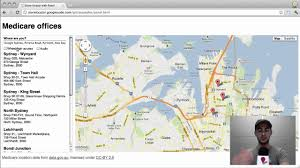 google locator maps introducing the store locator library for google maps api youtube