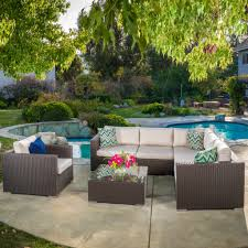 christopher knight home puerta grey outdoor wicker sofa set. Full Size Of Impressive Christopher Knight Home Puerta Grey Outdoor Wicker Sofa Set Pictures Ideas Francisco T