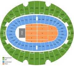 Fiserv Forum Seating Chart With Seat Numbers Los Angeles Forum Seating Chart With Seat Numbers
