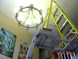 how to change light bulb in high ceiling high light bulb changer medium size of chandelier how to change light bulb