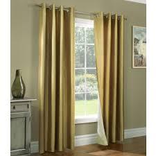 basement windows interior. Interior. Golden Brown Drapery Basement Window Curtains And Glass Windows On Grey Wall Laminate Interior A