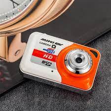 Hd Ultra Taşınabilir 1280X1024 Mini Kamera X6 Video Kaydedici Dijital Küçük  Cammera Bilgisayar Bağlamak Için Win7