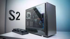Fractal Design Define R7 Fractal Designs Define S2 An Iteration On Excellence