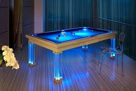 plan custom stained glass pool table lights