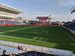 Seatgeek Stadium Section 115 Rateyourseats Com
