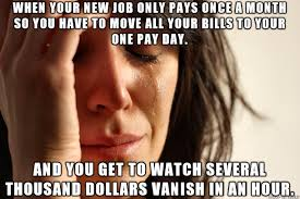 Getting Paid Monthly Poof Meme On Imgur