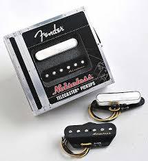 """099 2116 000 fender vintage noiselessâ""""¢ telecaster pickups neck fender vintage noiseless tele telecaster pickup set 099 2116 000"""
