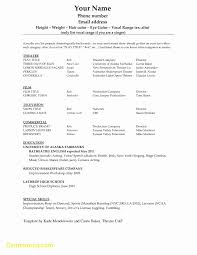 New Free Basic Resume Templates Download Best Templates
