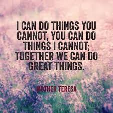 Image result for quotes about working together
