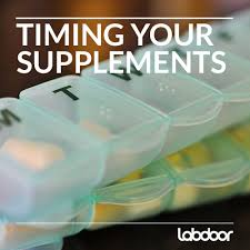 What Vitamins To Take Together Chart A Guide To Timing Supplement Intake Labdoor Magazine