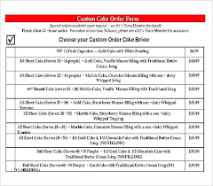Costco Birthday Cakes Cost Uk Cupcakes Order Form Google Search