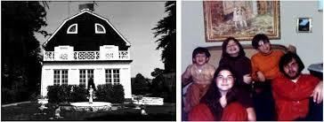 la maison d amityville et les enfants de la famille defeo