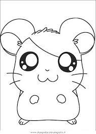 Disegno Hamtaro19 Personaggio Cartone Animato Da Colorare