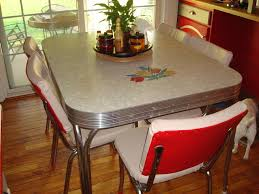 amazing delightful retro kitchen table for any kitchen design ipriz 1950s retro dining table decor