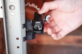 if you can t get your safety sensors aligned your garage door opener will not work we actually had more trouble with the highly adjule clips on the