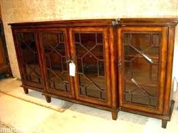 buffet with glass doors. Buffet With Glass Doors. Plain Doors Sliding Door Cabinet Intended I