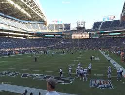 Centurylink Field Seating Chart Seahawks Centurylink Field Section 146 Seat Views Seatgeek