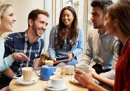 Image result for coffee and conversation with people quotes