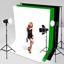 photography black screen background backdrop 10x5 for photo studio lighting kits