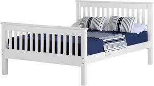 Size Of Queen Headboard Bedroom Furniture Beds With Low Headboards White Wood King