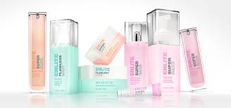 there s a new skincare brand on the market called enlite and i spotted it on the shelves at my local cvs the other day