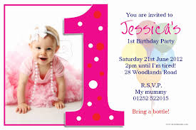 first birthday party invitation templates best of inspirational create birthday invitation card with free of first birthday party invitation templates