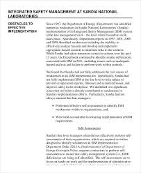 Template Audit Report 11 Safety Audit Report Templates Pdf Word
