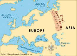 Image result for the Ural Mountains.