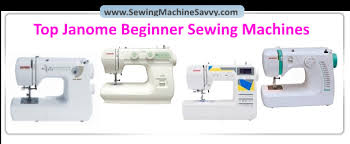 Janome Beginner Sewing Machine